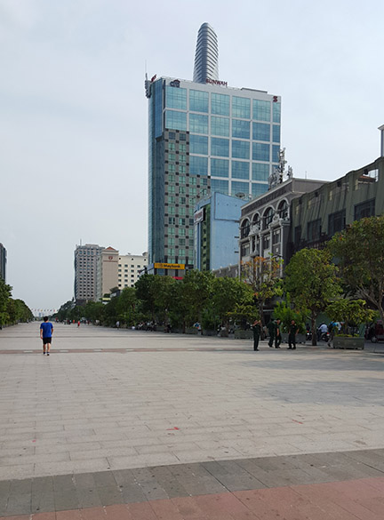 More buildings in Ho Chi Minh