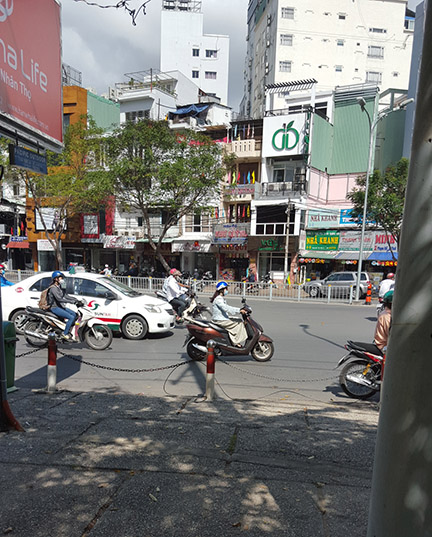 A day in the life of a tourist in Ho Chi Minh