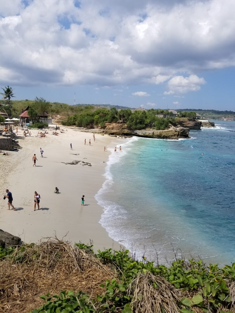 Dream Beach Nusa Lembongan, Indonesia