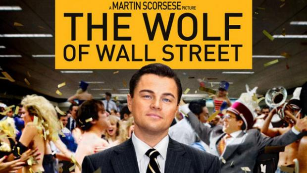 The Wolf Wall Street