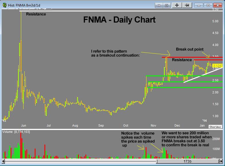 FNMA daily