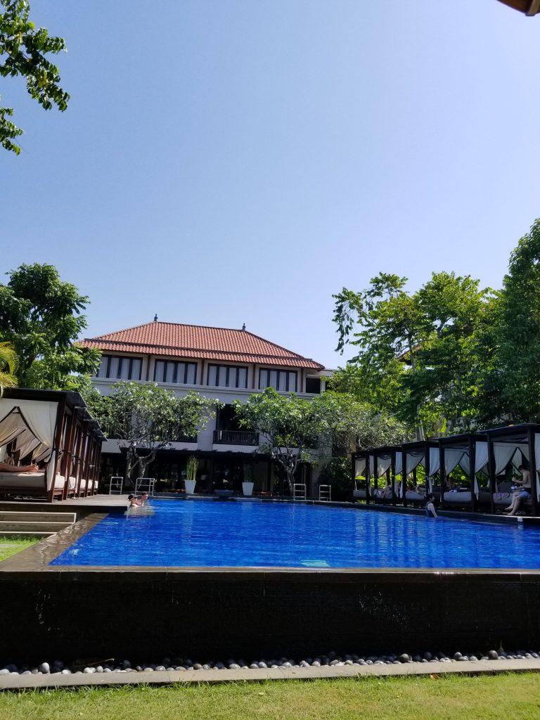 Conrad Hotel Nusa Dua, Bali, Indonesia