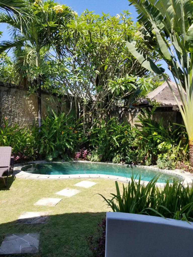 Private pool villa Seminyak,Bali, Indonesia
