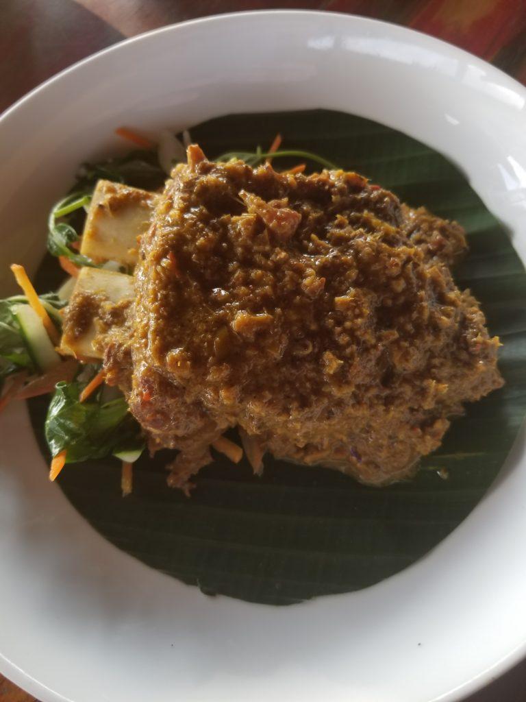Beef Rendang Amazing Indonesia Food