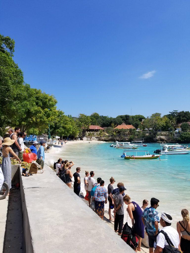 Nusa Lembongan Bali, Indonesia